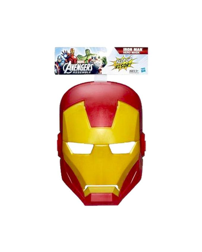 Avengers Iron Man Mask - Red & Yellow