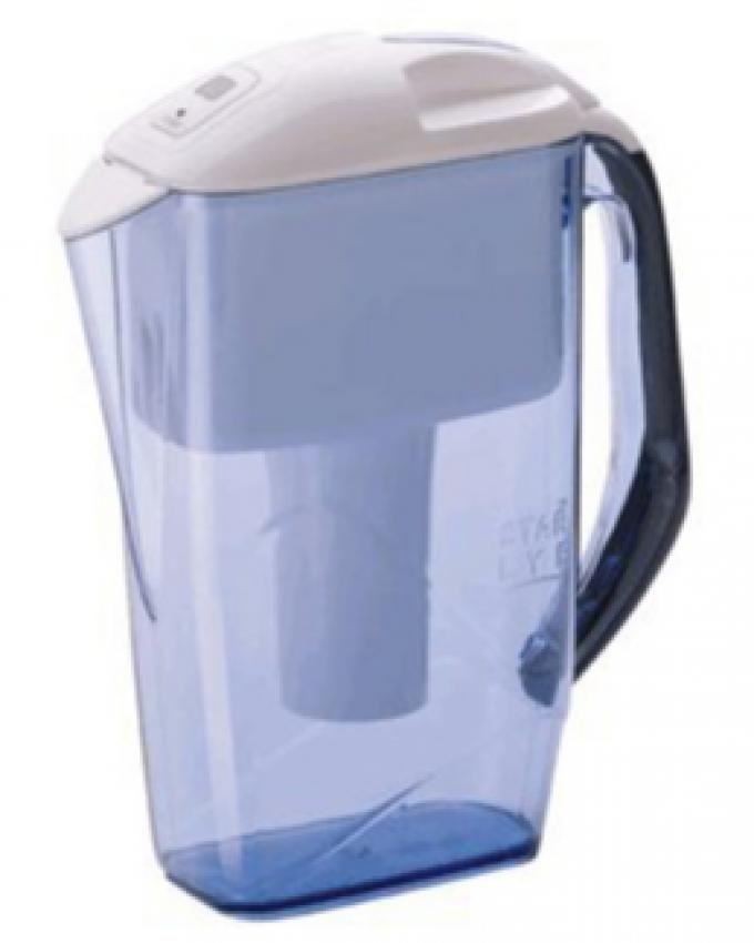 Aqualis Water Filter Jug - Blue & White