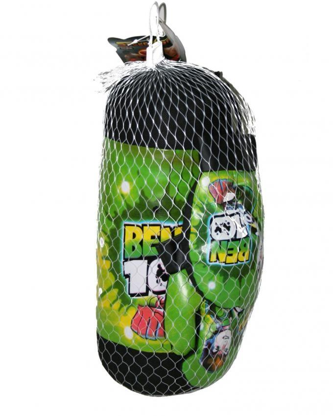 Punching Bag Set with Gloves For Kids 1.5 feet - multicolour
