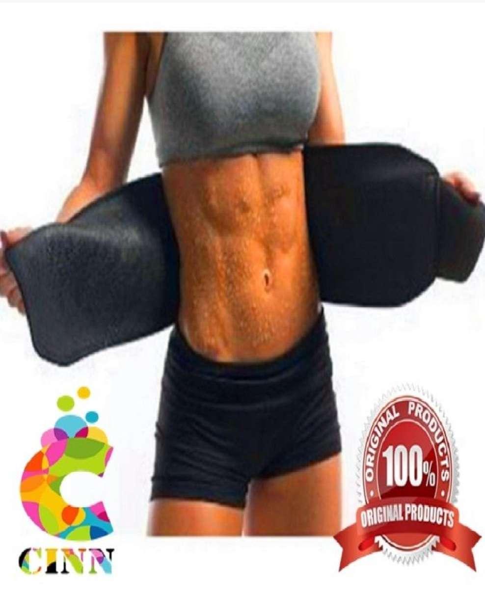 b39eb5c1f7b Sweet Sweat Waist Trimmer Belt Premium Fitness Belt for Men   Women  Slimming Belt (R K)  Buy Online at Best Prices in Pakistan