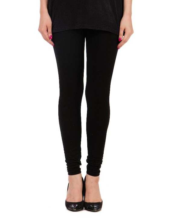 Black Lycra Tights For Women