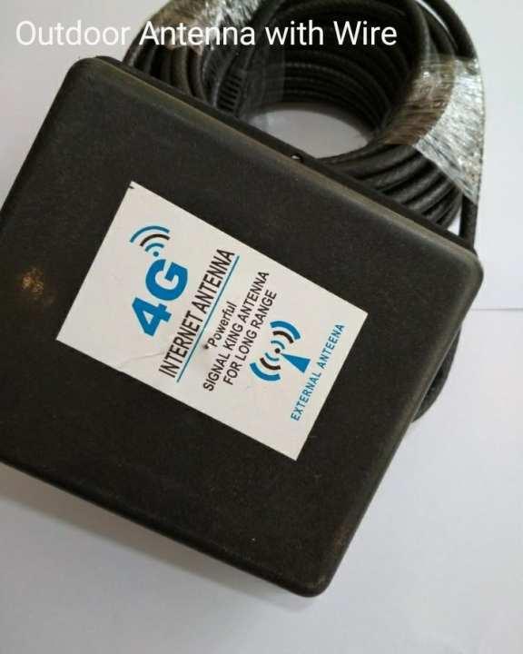 Antenna For Wingle Charji Jazz Warid Ufone Telenor Zong 3G 4G Internet Devices