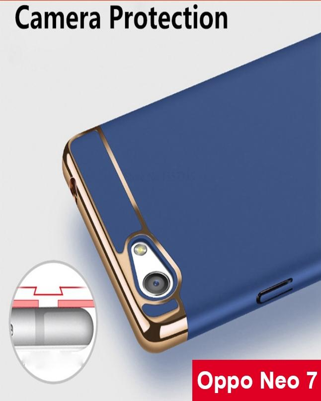 ... For Oppo Neo 7 And Oppo A33 Mofi Thin Hard Protective Case In Blue Color Buy