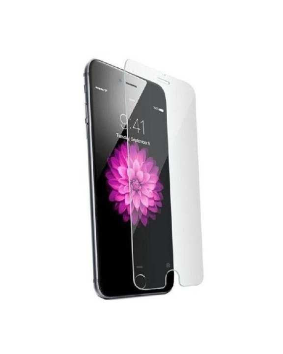 Tempered Glass Screen Protector Polish for Apple iPhone 7 - Clear