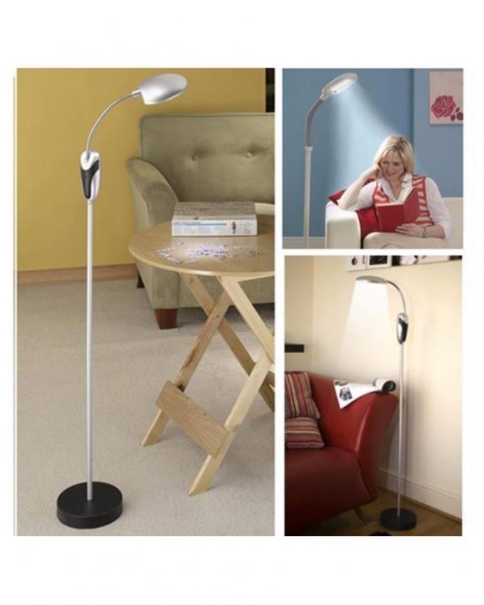 Cordless Lamp - Black & Silver