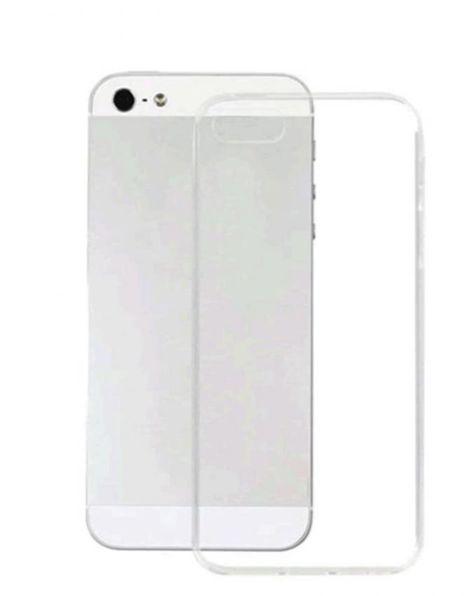 Back Case For iPhone 5 - Transparent