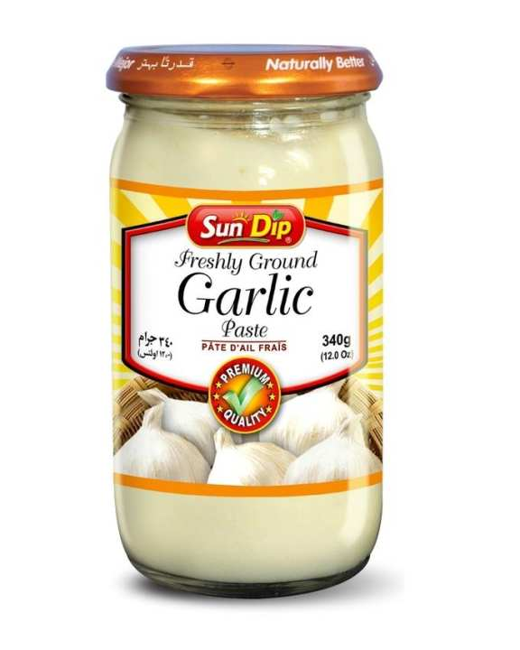Garlic Pastes 340gm