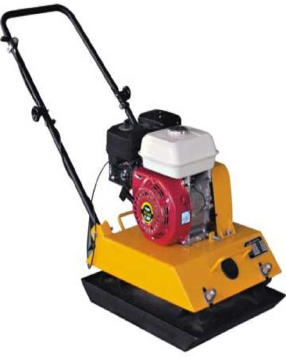 Compactor Direct Coupled - Yellow