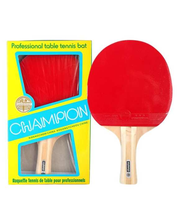 NEW Champion Table Tennis Ping Pong Racket