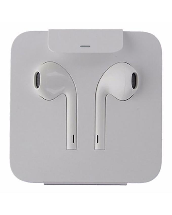 Genuine Certified Apple Iphone Ear Pods Hands Free Handsfree For Iphone 7 8 Plus Iphone X Iphone Xmax Mfi White Buy Online At Best Prices In Pakistan Daraz Pk
