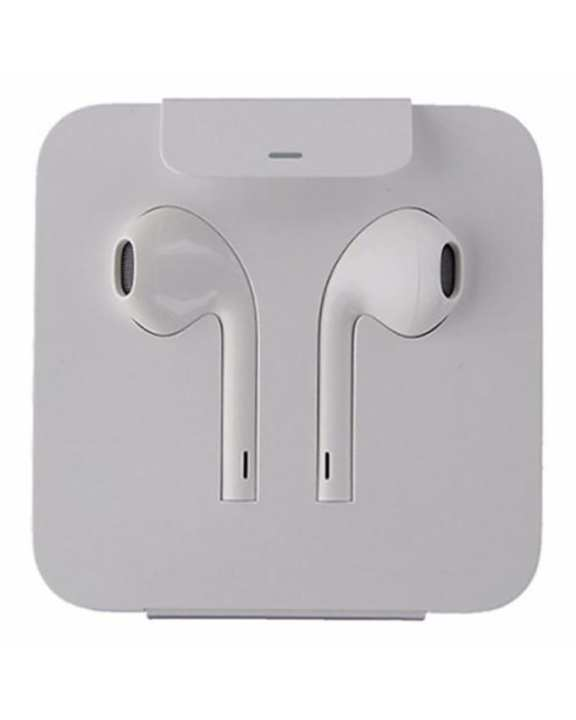 Genuine Apple iPhone Handsfree For 7,8, Plus & X  - White