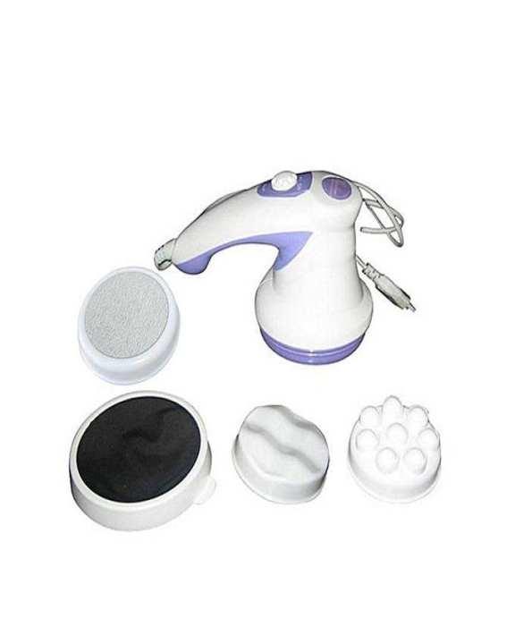 Massage Genie Manipol Body Massage Machine - White & Blue