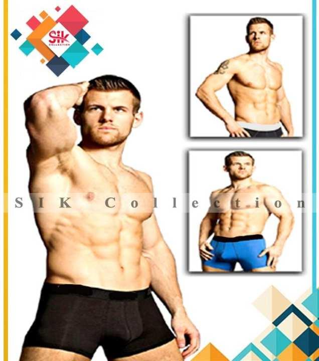 Pack Of 6 - Branded Boxer For Men