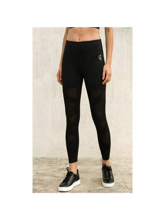 Luxe Training Skin Fit Leggining-Black