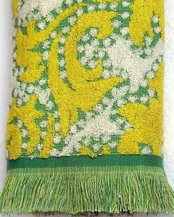 Jacquard Sage Green