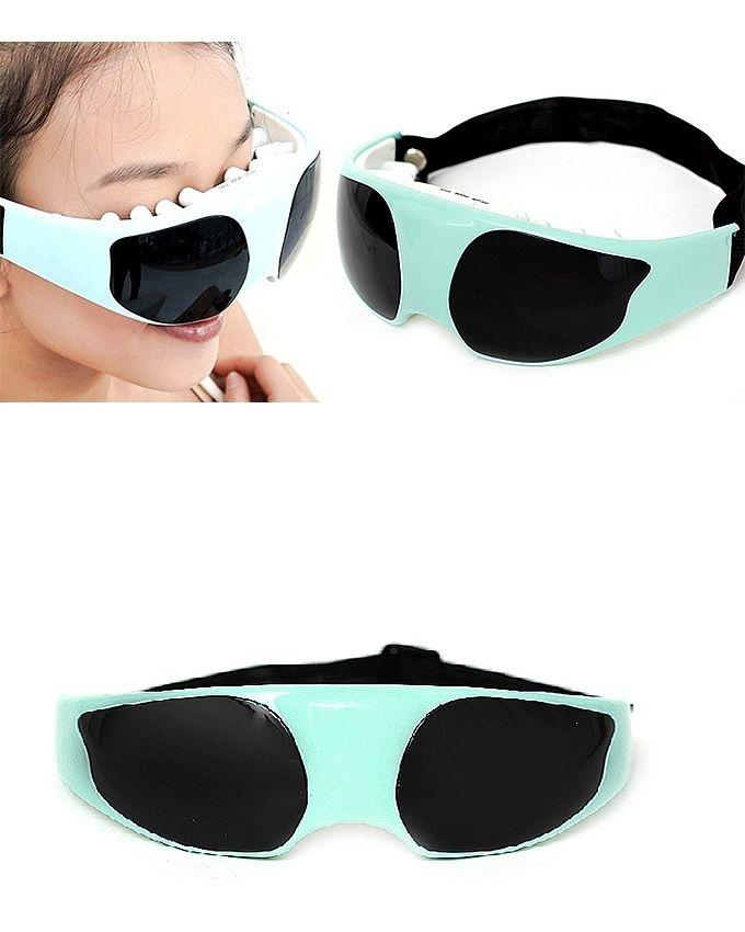 Eye Care Massager - Light Green