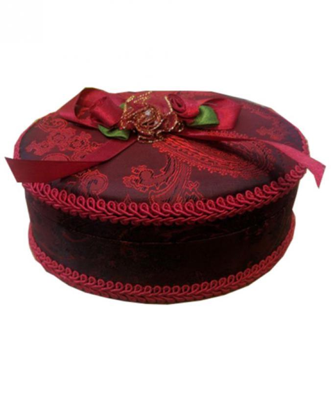 Jewellery Box For Women - Red