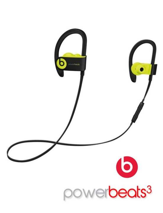 PowerBeats3 Wireless Headphone Battery upto 5 Hours
