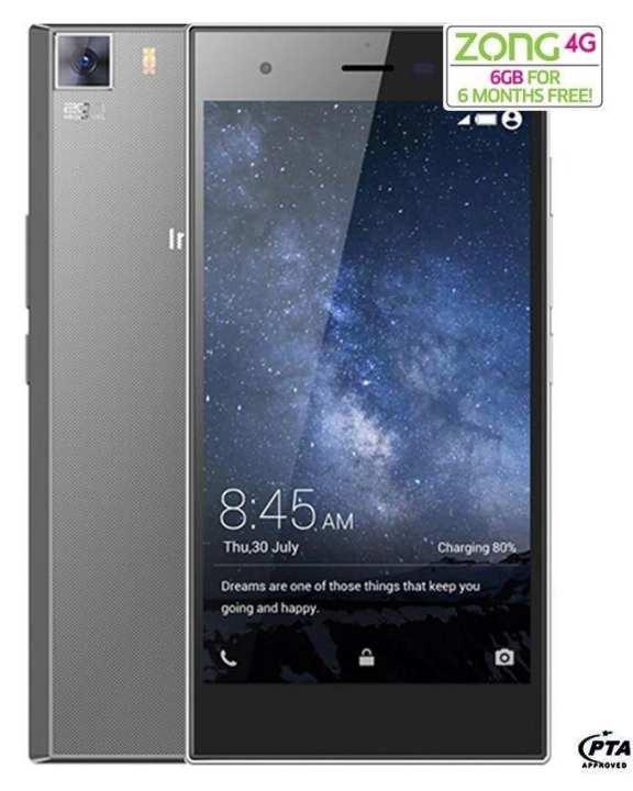 Zero 3 X552 - 16GB - Anthracite Grey - 4G LTE