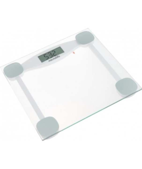 Microlife Digital Weight Scale Glass Ws 50 A