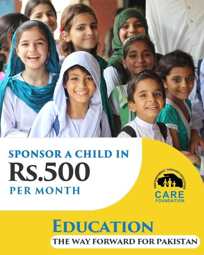 Sponsor A Student For A Month