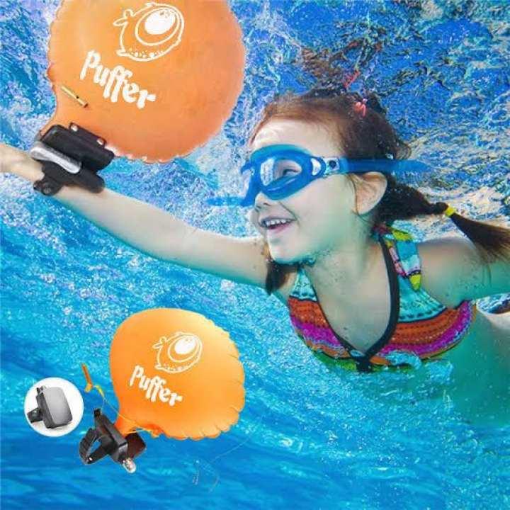 Puffer Wrist swimming Band