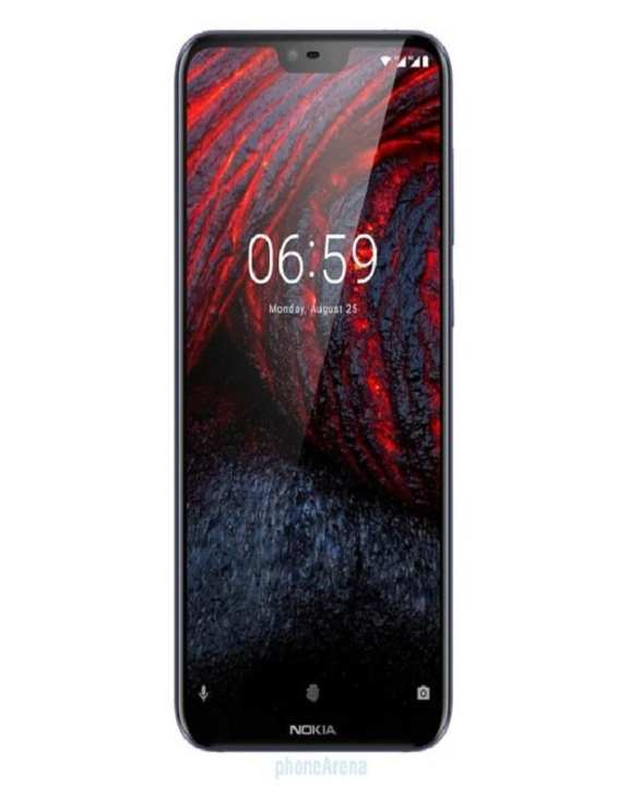 -New-6.1Plus( X6)-64Gb-R0M-4Gb-Ram-Black