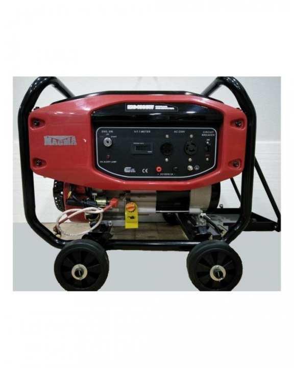 MG4000 3.5 KVA - Petrol & Gas Generator - Electric Start.