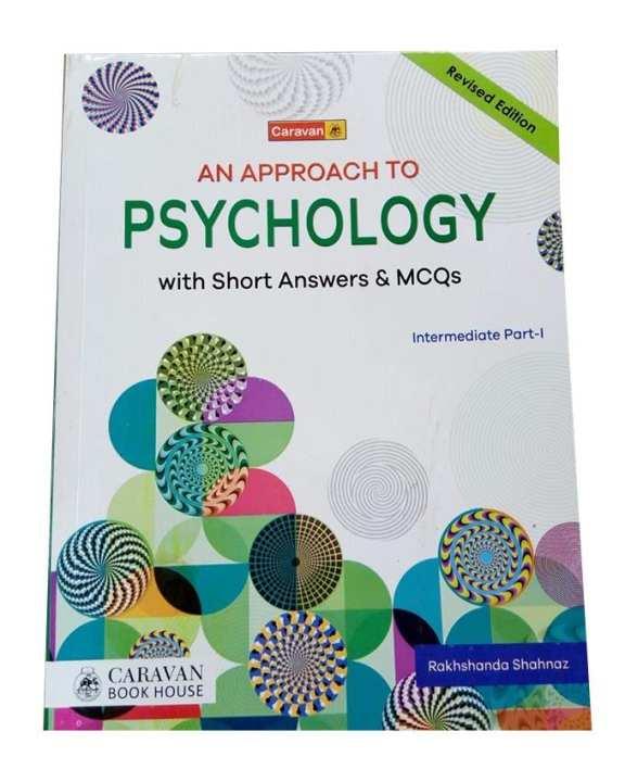 An Approach To Psychology - Intermediate Part L