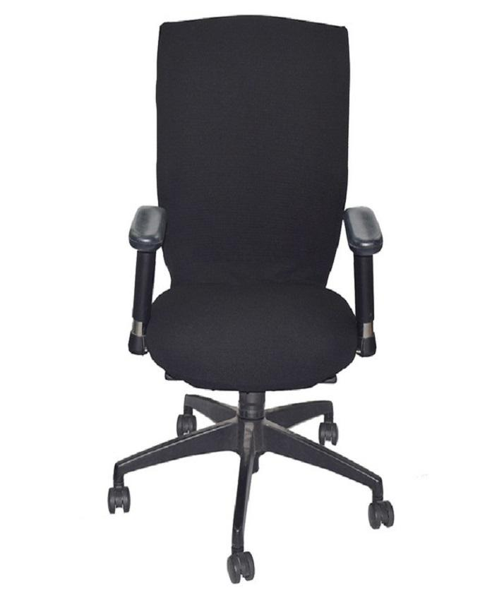 Elasticity Office Computer Side Arm Chair Cover