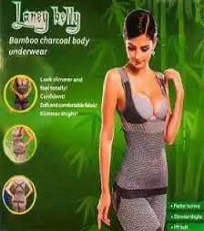 Bamboo Charcoal Body Shaper Underwear Slimming Suit: Buy Online at Best Prices in Pakistan | Daraz.pk