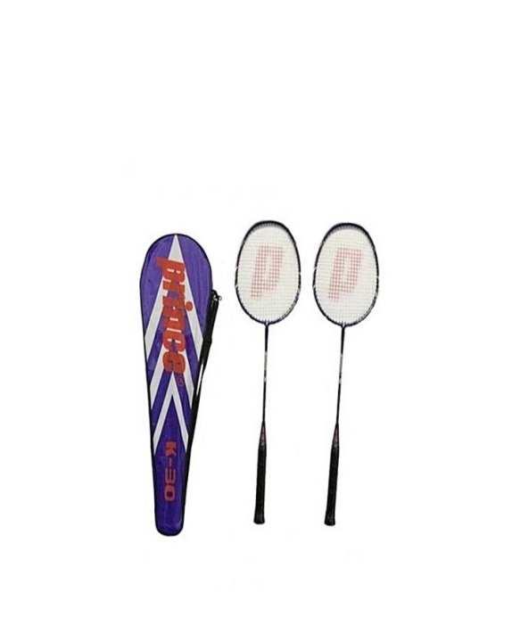 Pack Of 2 - Badminton Rackets - Purple