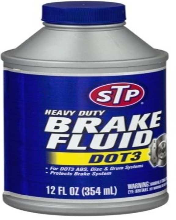 BRAKE FLUID DOT 3 STP 354ML