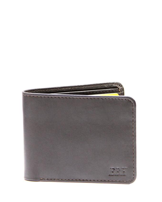 Brown Leather Wallet for Men - 4419-EW107