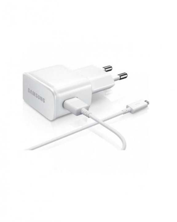 Samsung Best Charger with Data Cable for Galaxy Grand Prime - White
