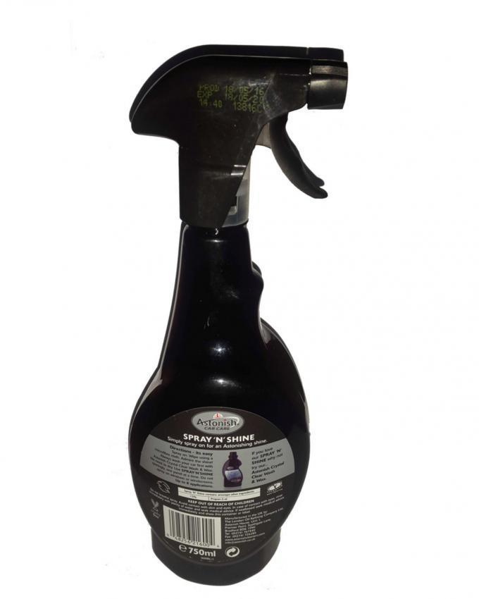 Care Spray & Shine For Cars
