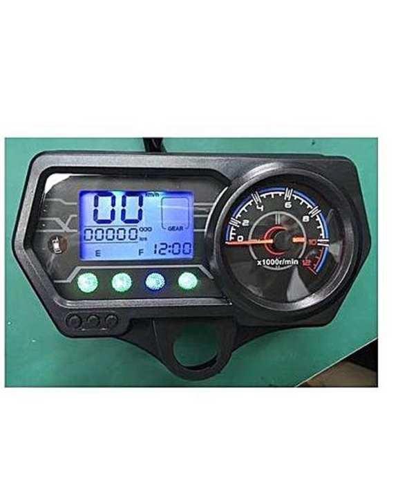 Digital Meters for Honda cg 125 And Gs 150 Black