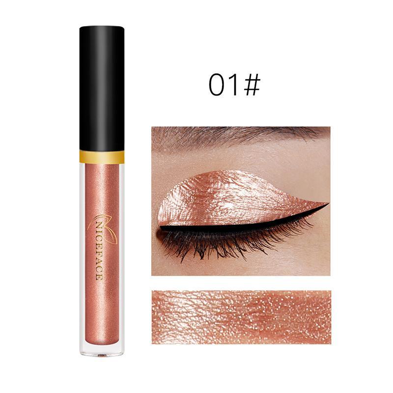 17 Colors Charming Eye Shadow Liquid Glitter Fanshion Sexy Enlarge