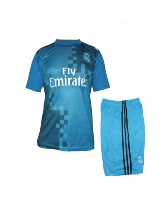 Men's 3rd Kit Real Madrid 2017-2018 T-Shirt