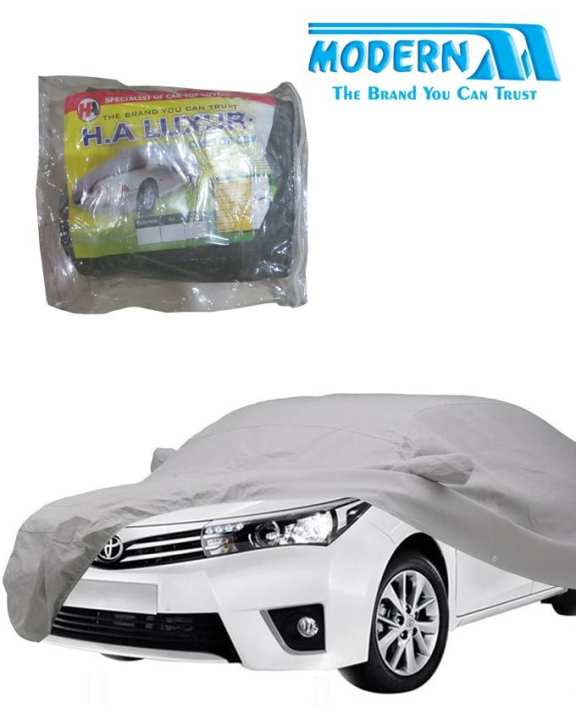 Corolla Top cover PVC coated fabric
