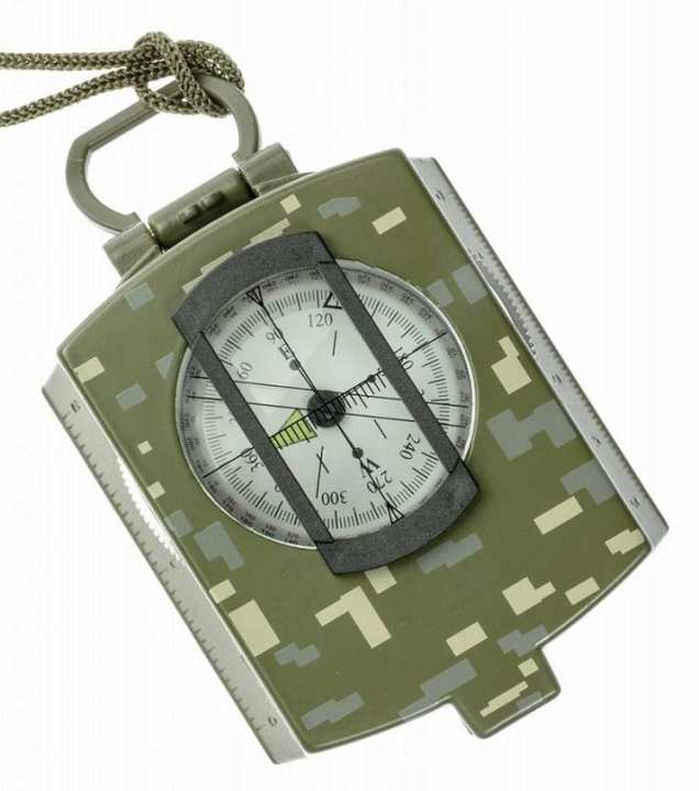 Professional Pocket Military Geology Compass noctilucent