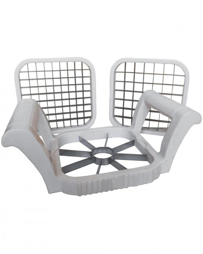 3 in 1 - Fruit and Vegetable Cutter - White