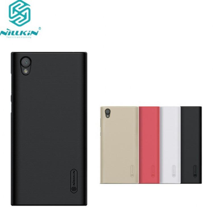 super popular 28ece cb523 Nillkin super frosted shield case for Sony Xperia L1