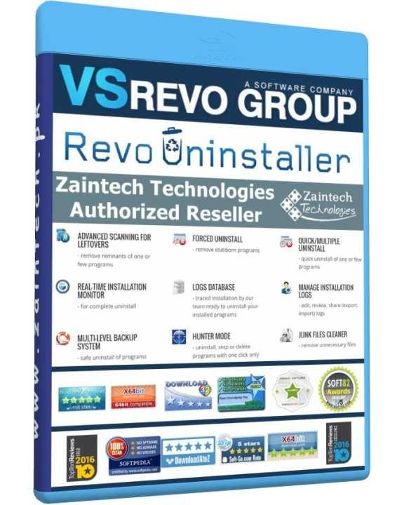 Revo Uninstaller Pro - 1 Computer License