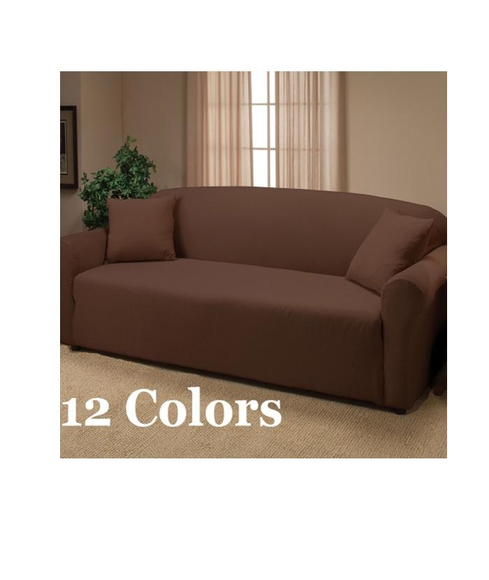 Jercy Sofa Covers Protector Slipcover   7 Seater   Browen