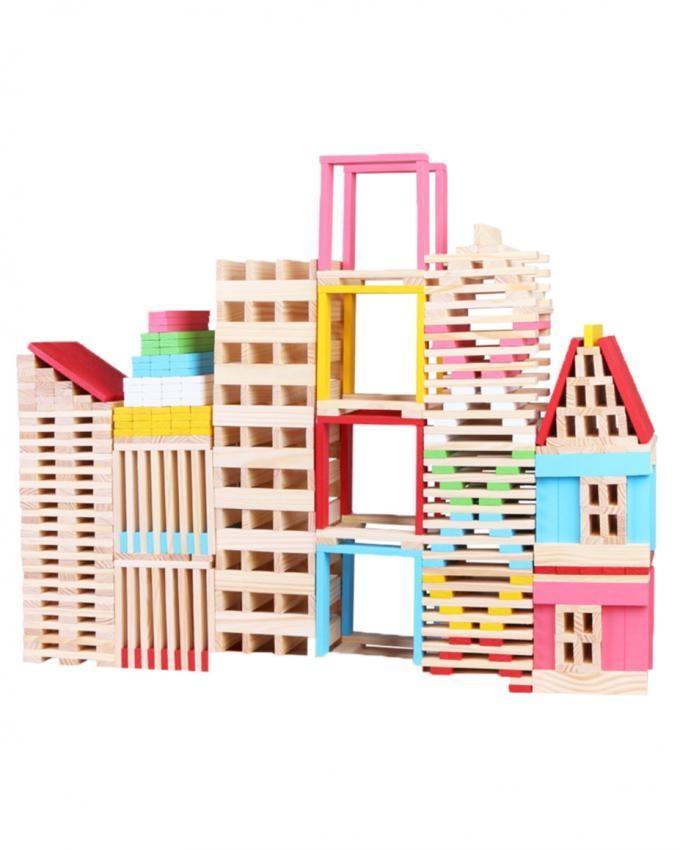 Creative Building Blocks - Multicolor