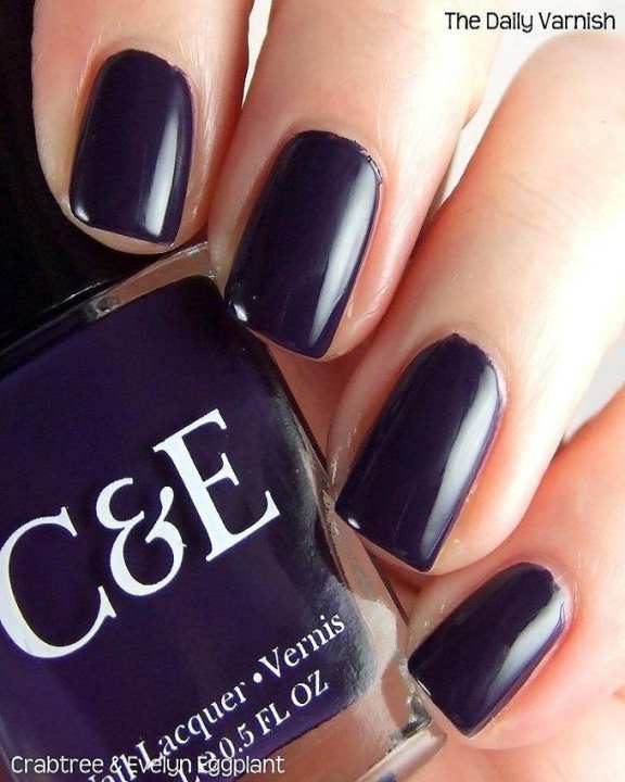 EGG PLANT Nail Lacquer for Women