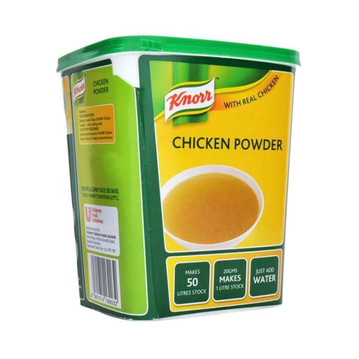 Knorr Powder Chicken Powder Jar 1kg