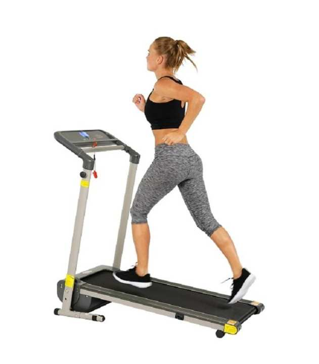 T120 - Motorized Treadmill 3HP - Grey