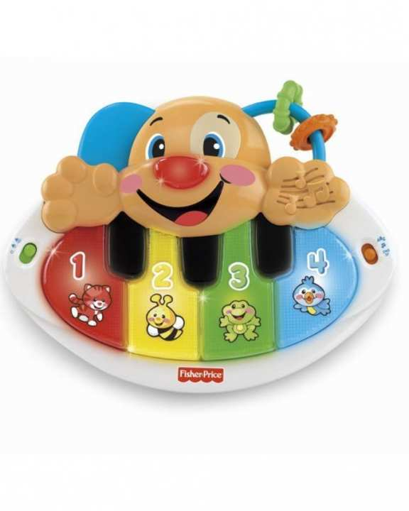 Laugh & Learn Puppy's Piano - Multicolor